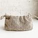 Trellis Stitch Drawstring Bag pattern