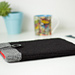 IPad Case with Button Fastening pattern