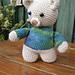Wee Bear pattern