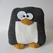 Penguin Cushion pattern