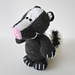 Cyril the Skunk pattern