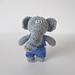 Bobby the Elephant pattern