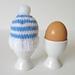 Cornish Blue Egg Hat pattern
