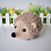 Snuggly Hedgehog pattern