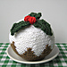 Christmas Pudding pattern
