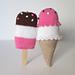 Ice Cream Treats pattern