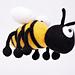 Honey the Bee pattern