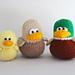Duckies pattern