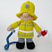 Fireman Fred pattern