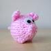 Tiny Piggy pattern