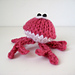 Teeny Crab pattern