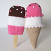 Ice Cream Treats pattern