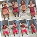Chic Convertible Dress Kids pattern
