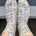 All My Love, in Socks pattern