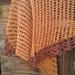 Victorian Wrap pattern