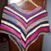 A Fearless Girl's Poncho pattern