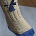 Child's Sock 1870 pattern