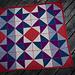 Floralia Blanket & Pillow pattern
