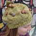 Bubblicious Slouch Hat pattern