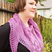 Boysenberry Sherbet Shawl pattern