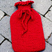 Eskimo Hot Water Bottle Cosy pattern
