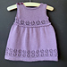 Lilac Frock pattern