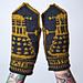 Doctor, it's the Daleks! pattern