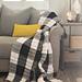 Buffalo Check Gingham Blanket pattern