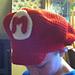 Super Mario/Luigi Hat  pattern