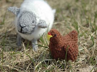 Millie the Chicken