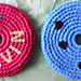 Frisbee for Dogs pattern