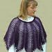 Ophelia Poncho pattern