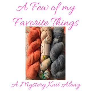 A Few of my Favorite Things: A MKAL Fingering weight yarn