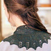 Evergreen Lace Scarf pattern