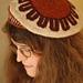 Malacatl hat pattern