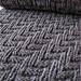 Russian zig-zag pattern pattern