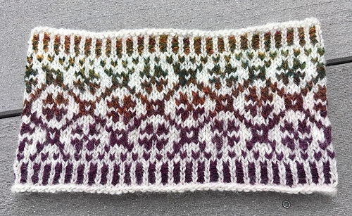 Knit with handspun yarn