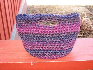 LIttle Purple Bag