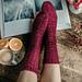 Alizée Socks pattern