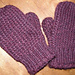 Super Easy Mittens! pattern