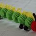 Very Hungry Caterpillar pattern
