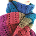 Molly Super Scarf pattern