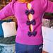 """""""Peek a Bow"""" Sweater pattern"""