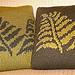"Pillowcase ""FERN"" - Kissenbezug ""FARN"" pattern"