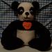 Panda Love pattern