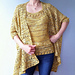 Arianna - two-way floral lace cardigan pattern