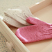 Sherry - reversible mitts pattern