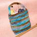 Miniature Knitting Bag pattern