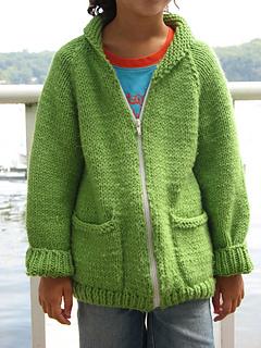 Children's Neck Down Jacket