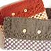 Gingham Cosmetics Bag pattern